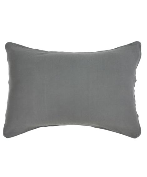 綿100%Tシャツのような肌触り 天竺ニット 枕カバー(ファスナータイプ)(選べる16色×選べる2サイズ) 枕カバー・ピローパッドの写真