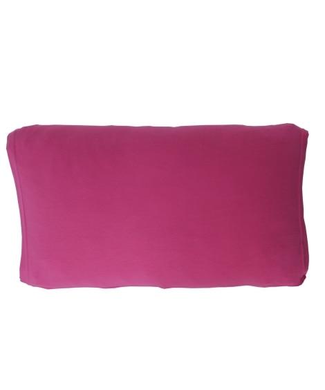綿95%Tシャツのような肌触り 天竺ニット のびのび枕カバー...
