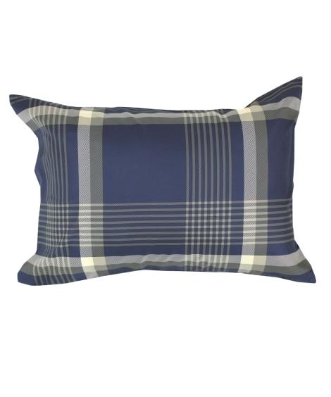 プリント枕カバー(チェック柄) 枕カバー・ピローパッドと題した写真