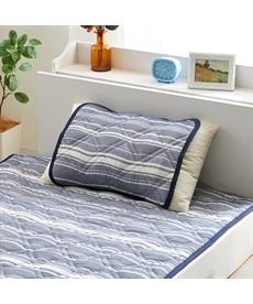 ほおずりしたくなる気持ちよさ オーガニックコットン100%のふんわり2重ガーゼ ピローパッド 枕カバー・ピローパッドの商品画像