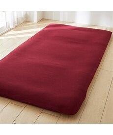 あったかフリース敷き布団カバー(フィットタイプ) 敷き布団カバーの商品画像