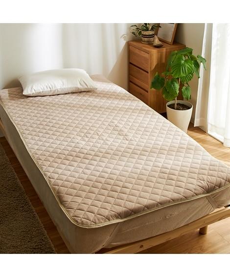 洗える防水加工の綿100%ふんわりタオル地敷きパッド おねしょシーツ・防水シーツ, bedwetting sheets(ニッセン、nissen)