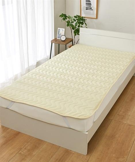 ベッドパッド(抗菌防臭) 敷きパッド・ベッドパッド