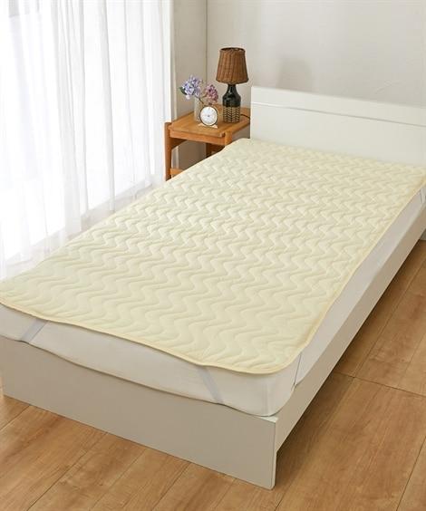 ベッドパッド(温度調節) 敷きパッド・ベッドパッド