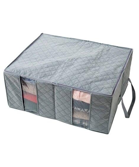 竹炭衣類整理袋 衣類カバー・圧縮袋と題した写真