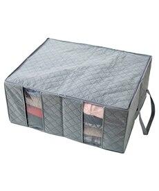 竹炭衣類整理袋 衣類カバー・圧縮袋の商品画像