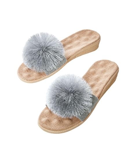 美脚ヒールアップスリッパ コンフォートシューズ, Shoes