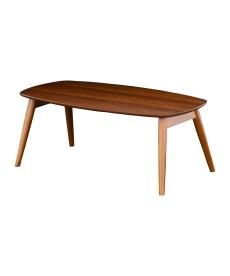 折りたたみができるリビングテーブル ローテーブル・リビングテーブルの商品画像