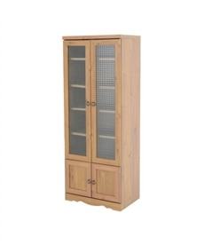 アンティーク調 食器棚 食器棚の商品画像