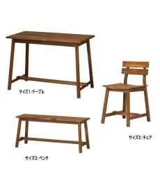 天然木ダイニングシリーズ ダイニングテーブルセットの商品画像