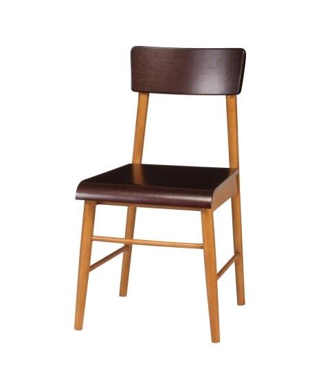 暖かみのあるブラウンカラーがおしゃれなチェア オフィスチェア・ワークチェア, Chairs(ニッセン、nissen)