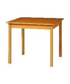 天然木ダイニングテーブル(エイジング塗装) ダイニングテーブルの商品画像