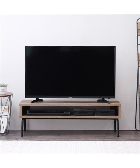 奥行スリムなテレビ台 テレビ台, TV stands(ニッセン、nissen)