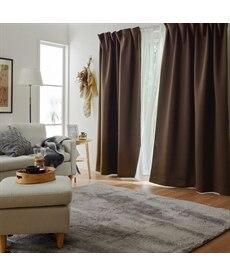 送料無料!<ニッセン>10色から選べる!1級遮光カーテン ドレープカーテン(遮光あり・なし) 12