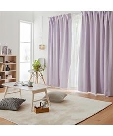 送料無料!<ニッセン>10色から選べる!1級遮光カーテン ドレープカーテン(遮光あり・なし) 24
