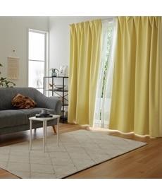 送料無料!<ニッセン>10色から選べる!1級遮光カーテン ドレープカーテン(遮光あり・なし) 18