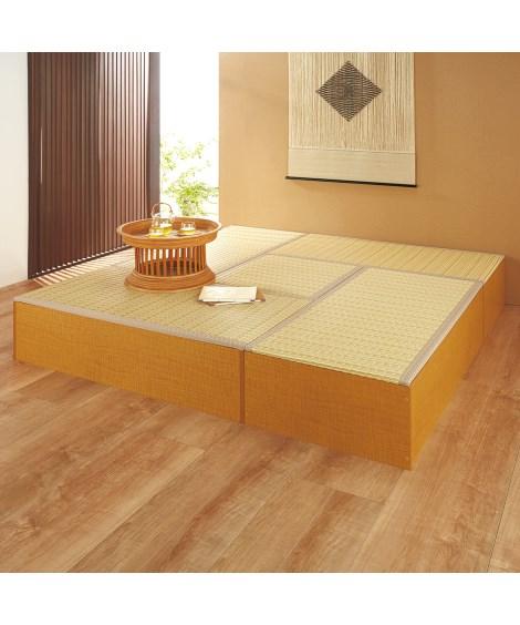 お手入れしやすい樹脂畳ユニット ソファー・座椅子...