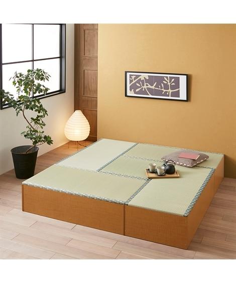 【荷造送料0円実施中】い草畳ユニット ソファー, Sofas...