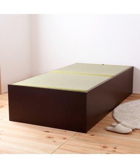 <ニッセン> 多サイズ展開ベッド 収納付きベッド 価格:50760円商品 15