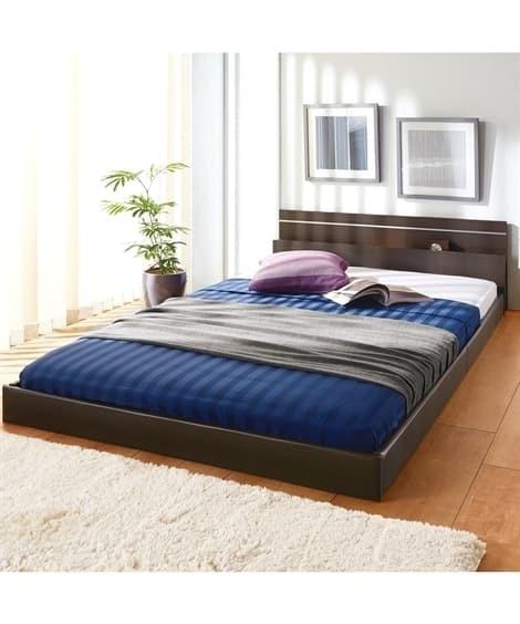<ニッセン> 多サイズ展開ベッド 収納付きベッド 価格:50760円商品 21