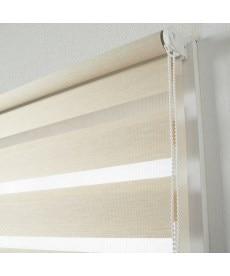 調光できるロールスクリーン 木目調 ブラインド・ロールスクリーン・間仕切りの商品画像