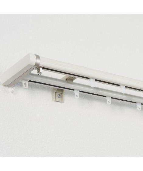 簡単取り付け!光漏れを抑えるリターン仕様。静音。伸縮カーテン...