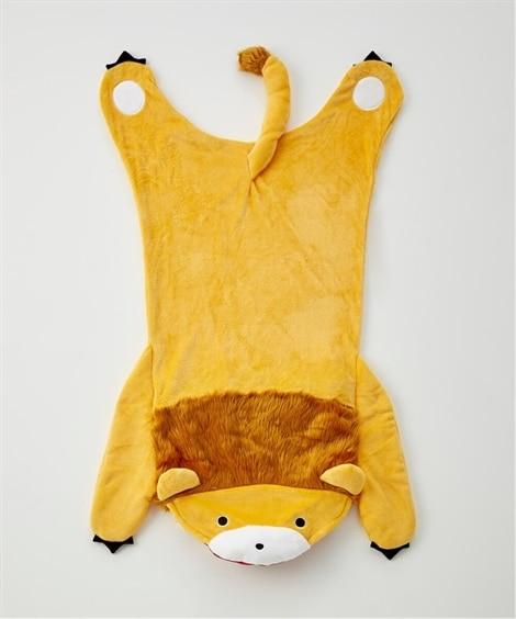 ライオン おもしろブランケット 毛布・ブランケット, Bed...