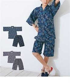 1af23c44f55c2 甚平スーツ(男の子 ベビー服 子供服 ジュニア服)(打上花火 ...