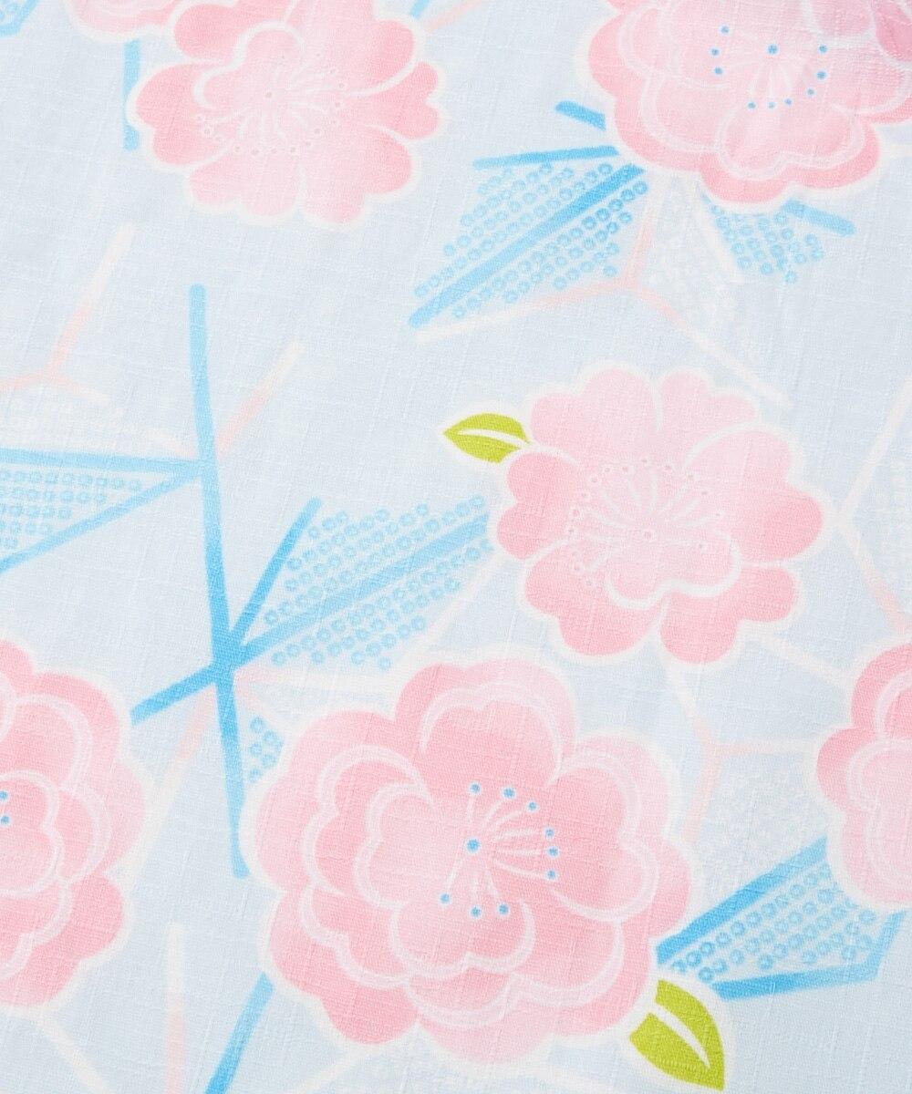 服 女の子 女の子 子供服 ベビー キッズ 矢絣 あじさい [nissen(ニッセン)] あさがお 金魚 セット組 麻柄 甚平 水玉 花火 スーツ