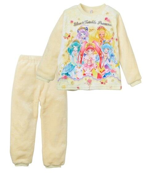 【スター。トゥインクルプリキュア】ふんわりあったかパジャマ(...