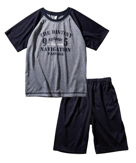 半袖パジャマ(男の子 女の子 子供服 ジュニア服) キッズパジャマ, Kids' Pajamas