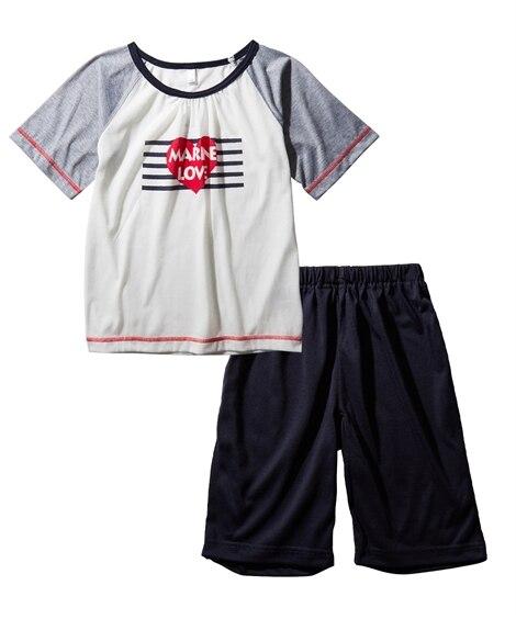 半袖パジャマ(女の子 子供服 ジュニア服) キッズパジャマ, Kids' Pajamas