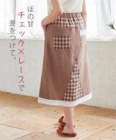 <ニッセン>花柄刺しゅうプルオーバー シャツ・ブラウス 6