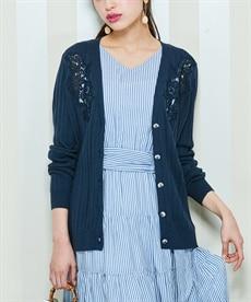 <ニッセン> 袖コンシャスプルオーバー (大きいサイズレディース)Tシャツ・カットソー 12