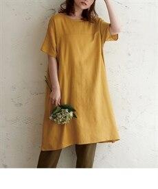 <ニッセン> 袖コンシャスプルオーバー (大きいサイズレディース)Tシャツ・カットソー 23