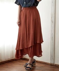 <ニッセン> 袖コンシャスプルオーバー (大きいサイズレディース)Tシャツ・カットソー 29