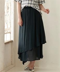<ニッセン> 袖コンシャスプルオーバー (大きいサイズレディース)Tシャツ・カットソー 30