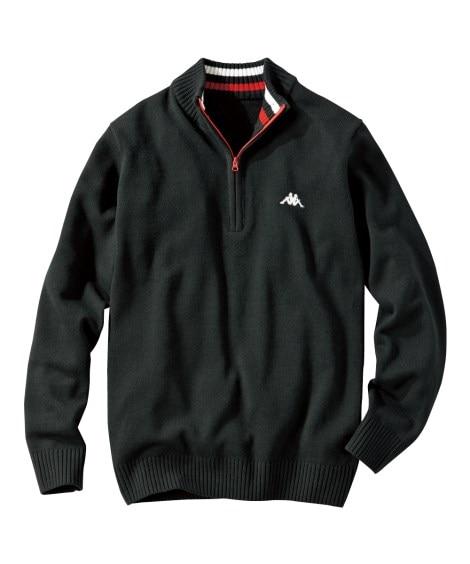 Kappa(カッパ)ハーフジップセーター (ニット・セーター...