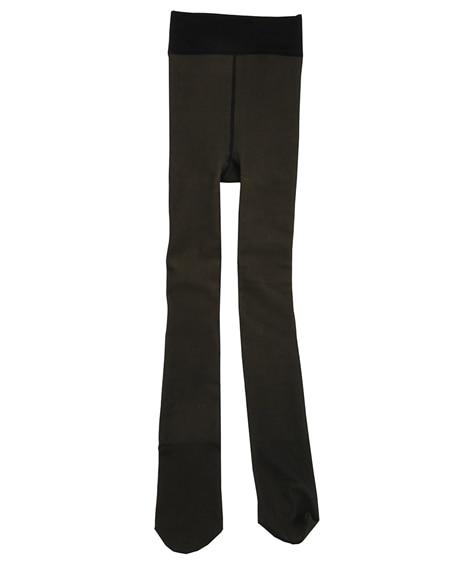 ストッキングを履いたようなあったかタイツ 【補正下着】...