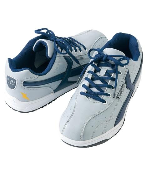 AZ-51622 アイトス セーフティシューズ(耐油。耐滑。静電)(男女兼用) 安全靴・セーフティーシューズ