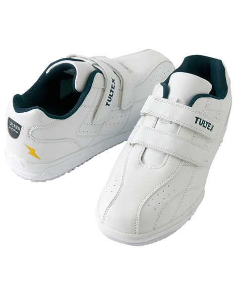 AZ-51626 アイトス セーフティシューズ(耐油。耐滑。静電。マジック)(男女兼用) 安全靴・セーフティーシューズ