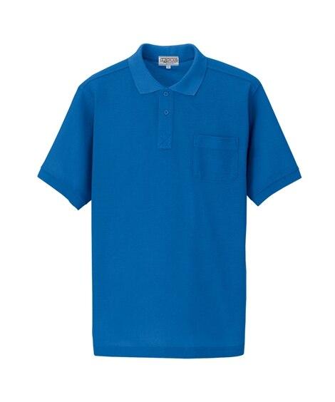 AZ-7615 アイトス 半袖ポロシャツ(男女兼用) 作業服