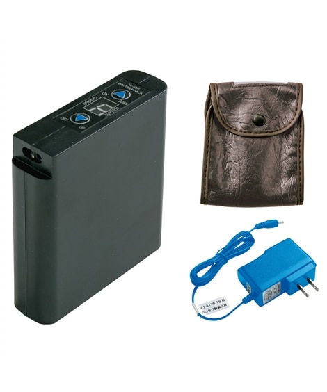 AZ-865925 アイトス リチウムイオン大容量バッテリーセット(LIULTRA1) ワーク用品・小物