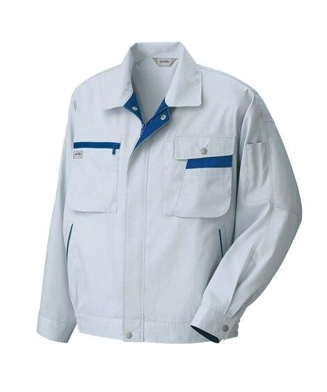 <ニッセン> AZ-5320 アイトス 帯電防止サマーブルゾン 作業服
