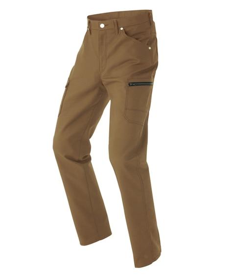 AZ−64221 アイトス Wrangler カーゴパンツ(ノータック)(男女兼用)(厚地) 作業服