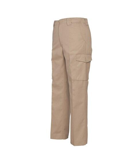 AZ−624 アイトス カーゴパンツ(ノータック)(男女兼用) 作業服