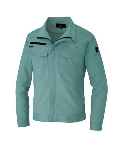 AZ−2901 アイトス 長袖ブルゾン(男女兼用) 作業服