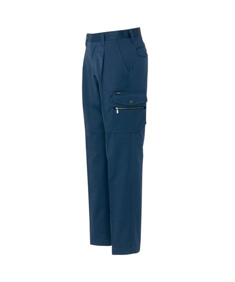 AZ−3221 アイトス カーゴパンツ(1タック) 作業服