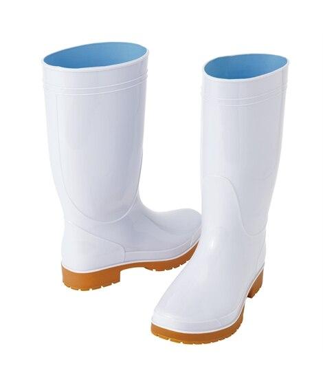 AZ−4434 アイトス 耐滑衛生長靴(男女兼用) 長靴, Boots
