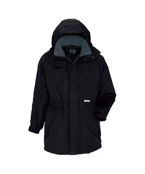 AZ−6160 アイトス 光電子防寒コート(男女兼用)(耐水圧:2,000mmH2O。シームテープ) 作業服
